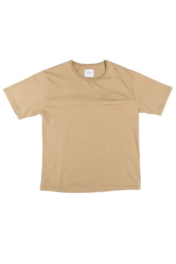 Stampd Field Pocket Shirt Camel