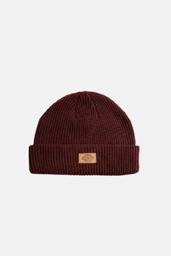 Dickies H.S. Original Slouch Beanie Burgundy Dickies is available in Brisbane Queensland Australia at Violent Green Albert Street store