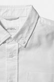 Saturdays Surf Nyc Esquina Oxford Shirt White
