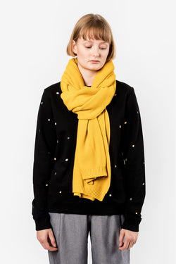 Kowtow No End Scarf Yellow