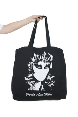 Perks And Mini (P.A.M.) Total Self Tote Bag Black