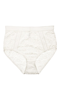 LONELY Agnes High Waist Brief Ivory