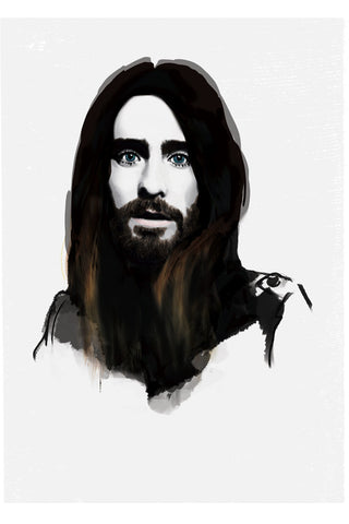 AND LIZZY-JARED LETO ARTWORK