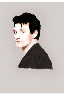 AND LIZZY-PAUL DEMPSEY ARTWORK