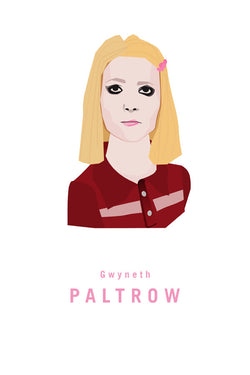 AND LIZZY-MARGOT TENENBAUM (Gwyneth Paltrow) ARTWORK
