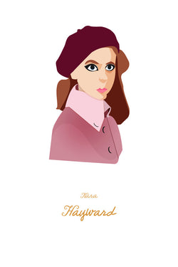 AND LIZZY-SUZY (MOONRISE KINGDOM) ARTWORK