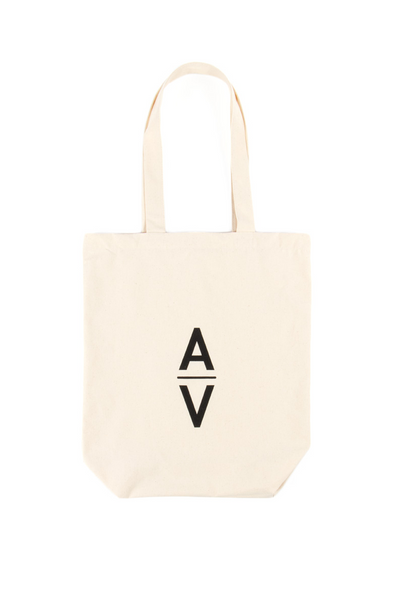AV Tote Bag - Natural
