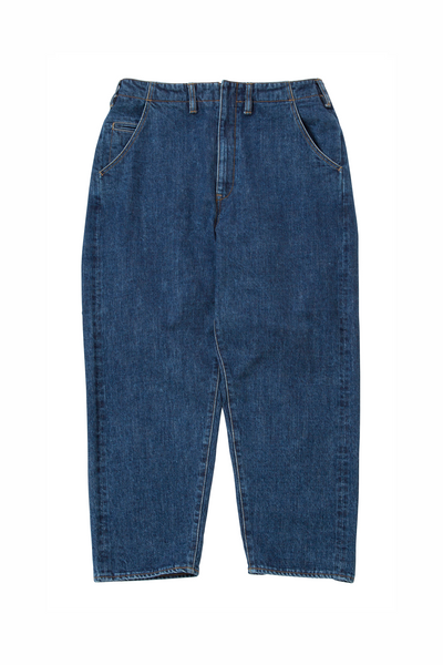 Bukht New Big Denim Stone Bio Wash - Indigo