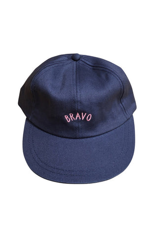 Life Is Connected Bravo Cap Navy Pink