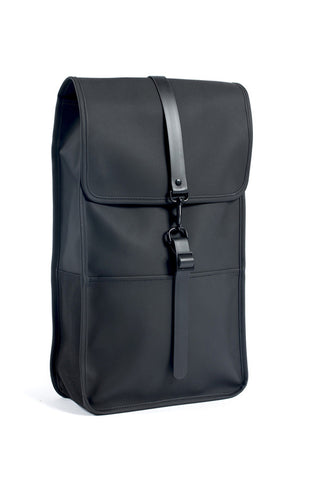 RAINS BACKPACK available in BLACK