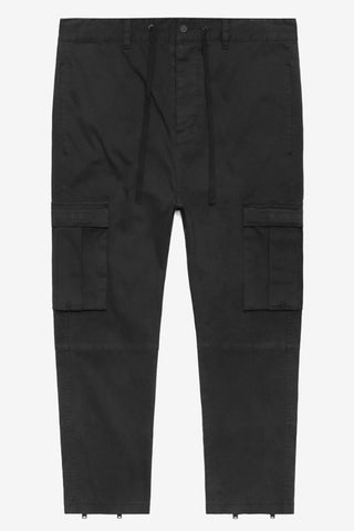 Stampd Tract Cargo Black- purchase via email only
