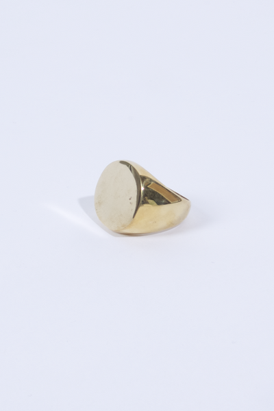 ANNEX Coin Ring Brass