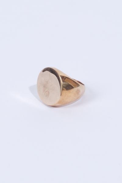 ANNEX Coin Ring Bronze