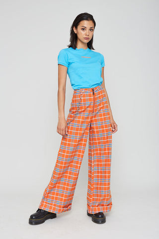 The Ragged Priest Decoy Pant - Coral