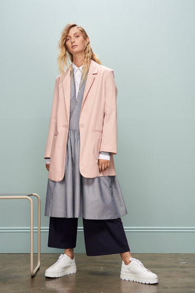 Kowtow departure blazer Kowtow is available in Brisbane Queensland Australia at Violent Green Albert Street store #kowtow #kowtowclothing #kowtowpant #kowtowstockist #kowtowdealer #kowtowaustralia #kowtowbrisbane #kowtowqueensland #kowtowshop #ethicalfashion #sustainablefashion