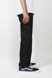 DICKIES 873 Slim Straight Fit Straight Leg Work Pant Black