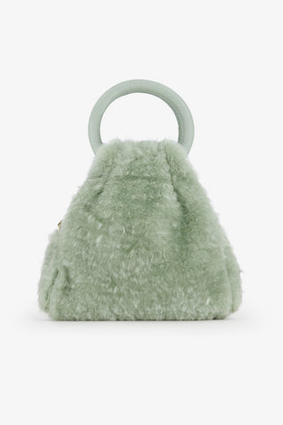 Deadly Ponies Mr Mini Tulip Shearling - Sage