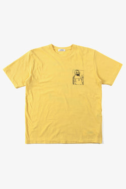 Radiall My Automobile T-shirt - Yellow