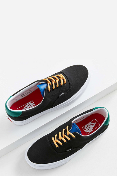 Vans Yacht Club Era 59 available in Black / Multicolour vans is available in Brisbane Queensland Australia at Violent Green Albert Street store #vans #vansclassicslipon #vansoldskool #vanshalfcab #vanssk8hi #vansshoes #vansfootwear #footwear #vansdealer #vansstockist #vansaustralia #vansbrisbane #vansqueensland #vansera #checkerboard #vanscso #shoes #streetwear #skate