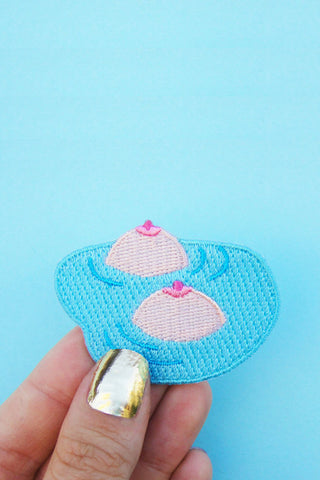 Coucou Suzette Floaties Patch