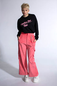 The Ragged Priest Fond Pant - Pink