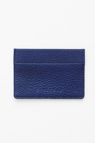 Soulland Frauder Credit Card Holder Blue