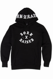 Born x Raised Front Street Hoodie - Black