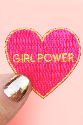 Coucou Suzette Girl Power Patch