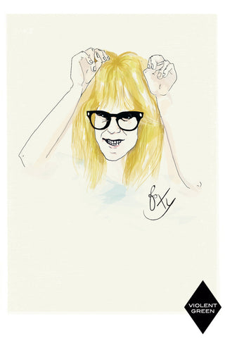 AND LIZZY-GARTH ALGAR ARTWORK