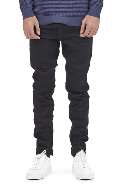 I LOVE UGLY Slim Leg Denim Washed Black