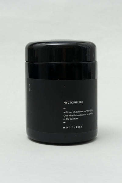 Nocturna Nyctophilic Candle Nocturna is available in Brisbane queensland Australia at violent green store #nocturna #nocturnastockist #nocturnadealer #nocturnaaustralia #nocturnabrisbane #nocturnaqueensland #candles #vegan #scentedcandles #homeware #gifts