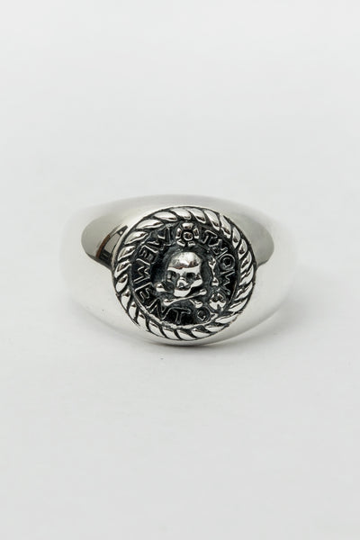 SJ Dynasty Transience Ring Sterling Silver