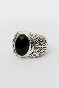 SJ DYNASTY From The Ashes Ring Sterling Silver