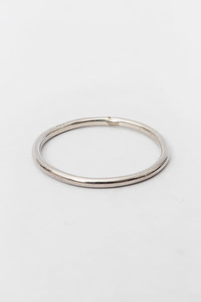 NEWEND-KNEADER RING-STERLING SILVER Newend is available in Brisbane Queensland Australia at Violent Green Albert Street store