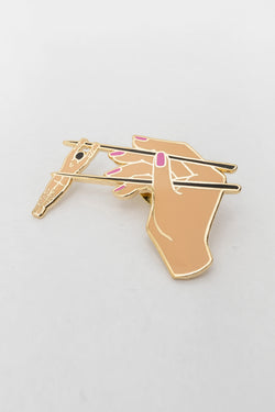 Coucou Suzette Yummy Pin Coucou Suzette is available in Brisbane Queensland Australia at Violent Green Albert Street store #coucousuzette #coucousuzetteaustralia #coucousuzetteyummypin