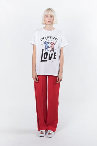 Etre Cecile Hounds Of Love Oversize T-shirt Etre Cecile is available in Brisbane Queensland Australia at Violent Green Albert Street store #etrececile #etrececilestockist #etrececiledealer #etrececileclothing #etrececiletee #etreccecilepant #etrececileskirt #etrececiledenim #etrececileshirt #womenswear #parisienne #parisiennechic