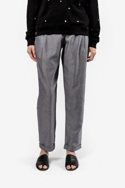 Kowtow Shore Relaxed Pant Chambray