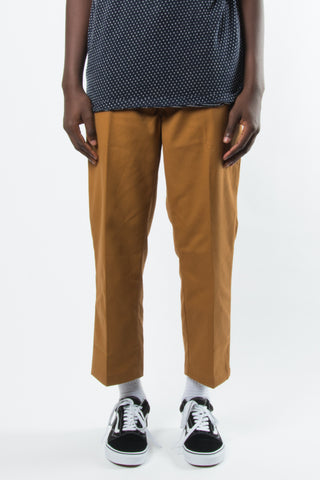 Dickies WPC596 Cropped Pant available in Brown Duck Dickies is available in Brisbane Queensland Australia at Violent Green Albert Street store  #dickies #dickiesstockist #dickiespants #dickiesdealer #dickiesbrisbane #dickiesqueensland #dickiesaustralia #dickies874 #dickies873 #dickiesworkpants #dickiesoriginalpant #dickiesslimstraightpants
