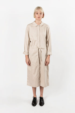 Kowtow Detour Shirt Dress Oatmeal Kowtow is available in Brisbane Queensland Australia at Violent Green Albert Street Store