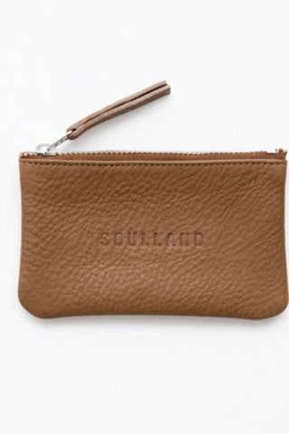 Soulland Joan Wallet Brown