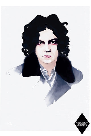 AND LIZZY-JACK WHITE ARTWORK