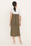 Mathys Sinclair Kate Dress Olive