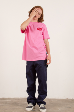 Lazy Oaf x Sailey Navy Work Pants