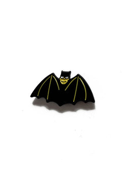 LIL BULLIES BARTMAN LAPEL PIN available in BLACK