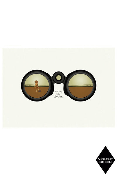 AND LIZZY-MOONRISE KINGDOM SAM ARTWORK
