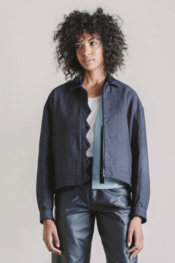 Mathys Sinclair Noelle Jacket Billy Denim