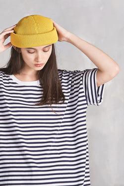 Kowtow Nostalgia Beanie Yellow Kowtow is available in Brisbane Queensland Australia at Violent Green Albert Street store