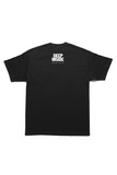 Nothing Deep Inside S/S T-shirt - Black