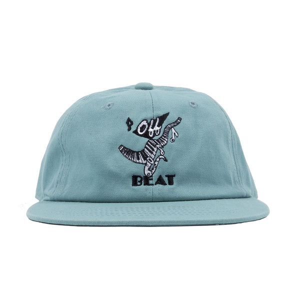 Jungles Off Beat Cap available in Seafoam Jungles is available in Brisbane Queensland Australia at Violent Green Albert Street store #junglesjungles #jungles #junglesclothing #jungleshat #junglestee #junglesstockist #junglesdealer #junglersbrisbane #junglesqueensland #junglesaustralia #streetwear #fashion #menswear #womenswear #clothing #brisbanestreetwear #brisbaneboutique
