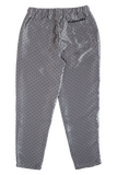 Pleasures Optical Track Pant - Silver